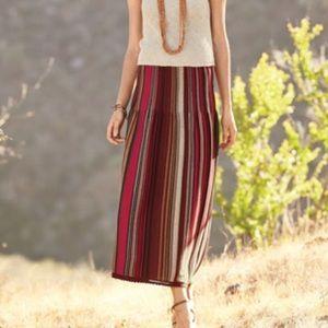 Peruvian connection prima cotton high Sierra skirt